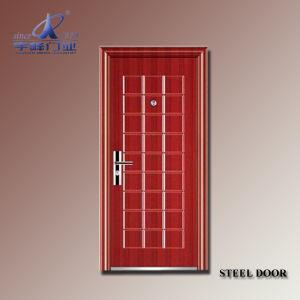 3 Panel Steel Door pictures & photos