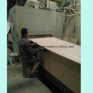 Poplar Core Wood Veneer Blockboard for Sale pictures & photos