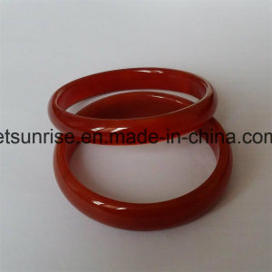 Natural Crystal Carnelian Agate Bracelet Bangles pictures & photos