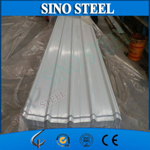Dx51d Ral8017 Z80 PPGI Galvanized Corrugated Roofing Sheet pictures & photos
