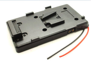 V Mount V-Lock Camera Battery Plate for DSLR Camera