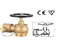 Landing Valve Right-Angle Type (HV06-198D) pictures & photos