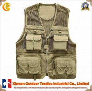 Light Weight Mesh Fishing Vest