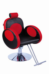 Red Color Hair Salon Equipment Barber Chair Beauty Supplies pictures & photos