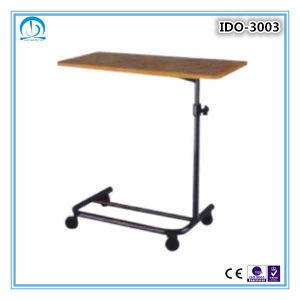 Ce ISO Approved Hospital Bed Side Table pictures & photos