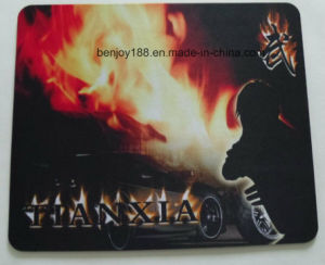 Sublimation Blank Mouse Mat with Print Customer Logo pictures & photos