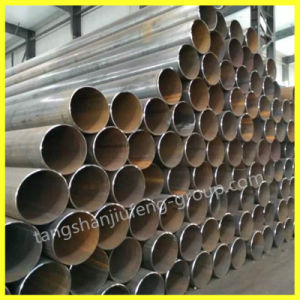 Q235 ERW Welded Carbon Steel Pipes for Petroleum pictures & photos