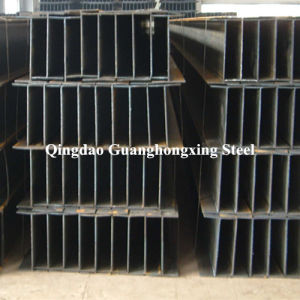 Q195, Q215, Q235B, Q345b, Not Perforated Steel H Beams pictures & photos