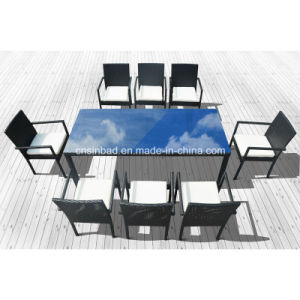 Dining Table & Chairs for Outdoor with Chairs / SGS (1048-1) pictures & photos