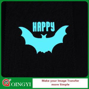 Qingyi Unique Glow in Dark Heat Transfer Vinyl pictures & photos