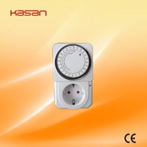 Electrical Socket Timer with Many Socket and Plug Can Be Choose pictures & photos