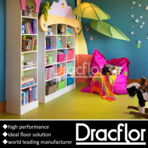 Colorful Homogeneous PVC Flooring for Kids pictures & photos