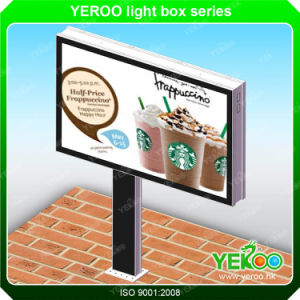 Innovative Product Standing Large Frame LED Advertising Solar Billboard pictures & photos