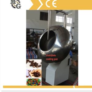 Industrial Chocolate Beans Polishing Coloring Machine pictures & photos