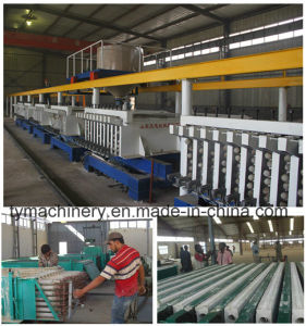 The Production Line for Making Formed Light Wall Panel pictures & photos