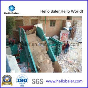 Hello Baler Fast Seller Baler Waste Paper Bailer in Egypt pictures & photos