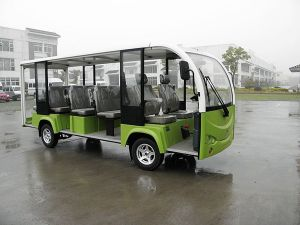 Electric Shuttle Bus for 14 Seats Et14 pictures & photos