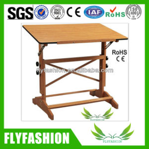 Popular Draft Table Student Drawing Desk for Sale (CT-30) pictures & photos