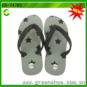 New China Kids Boy EVA Flip Flop Slipper (GS-74765) pictures & photos