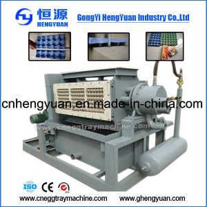 Reliable Quality Equipment for Paper Egg Tray Making Machine pictures & photos