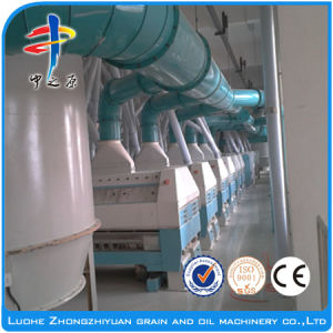 Low Price 1-100 Tons/Day Wheat Flour Mill Equipment/Corn Flour Mill Equipment pictures & photos