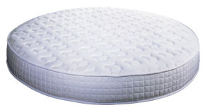 Round Bed Mattress with Memory Foam, Pillow Top Design (RM308) pictures & photos