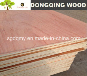 Red Cedar Furniture Plywood with Shandong Factory pictures & photos