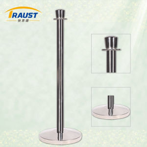 High Quality Hanging Rope Barrier/Stanchion/Stand (RP-35CD Mirror) pictures & photos