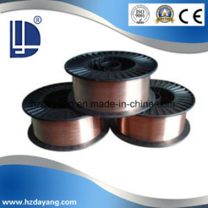 Nickel Base Alloy Covered Welding Wire Aws Ernimo-3 pictures & photos