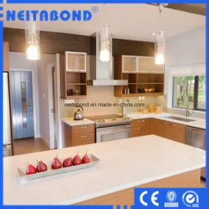 Perfect Heat Resistant Polystyrene Wall Cladding Decorative Aluminium Kitchen Panels