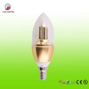 3W LED Candle Light with SAA UL CE RoHS