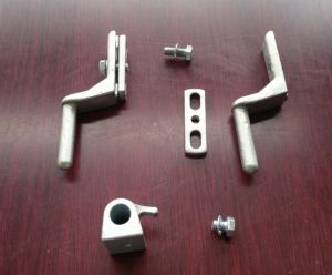 Lost Wax Casting Steel Hinge pictures & photos