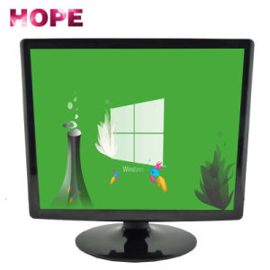 Cheap 17 Square 4: 3 TFT LCD Computer Monitor with Ce RoHS FCC pictures & photos