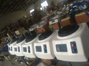 Metallographic Specimen Grinding Polishing Machine MP-1b Model pictures & photos