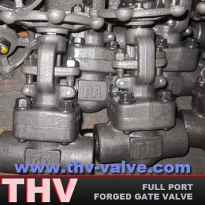 Full Port Forged Steel Gate Valve