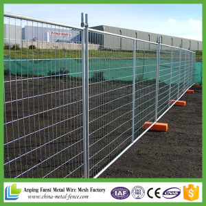 2100mmx2400mm Temporary Fence Panels for Security and Safety at Your Construction Site Made in China pictures & photos