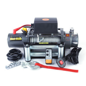 Electric Winch 8500lb Rotating Clutch (SC8.5X) pictures & photos