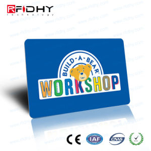 Ntag216 Chip PVC Smart RFID Card pictures & photos