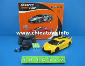 Hot Selling Toy 1: 24 4-CH R/C Car (1014502) pictures & photos