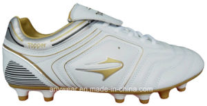 Men′s Outdoor Soccer Football Boots with TPU Outsole Shoes (815-1412) pictures & photos
