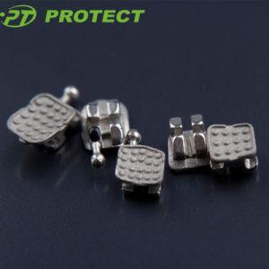 Protect Super Series Metal Orthodontic Bracket Sandblasted Base