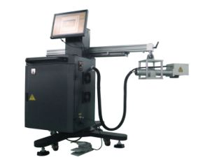 Ce Approved Fiber Laser Marking Machine (TH-FLMS20) Tianhong China