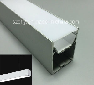LED Linear Strip Profile 55X75 & Suspended Aluminum Profile pictures & photos