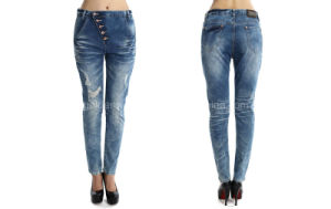 2015 The Newest Fashion Particularly Sense Fit Women′s Jeans (60515302875)