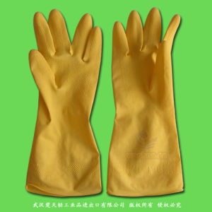 Household Rubber Gloves pictures & photos