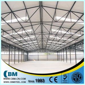 Space Frame Steel Structure Design for Gymnasium