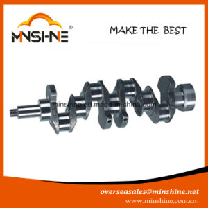 Crankshaft for Isuzu 4ba1 Pickup pictures & photos