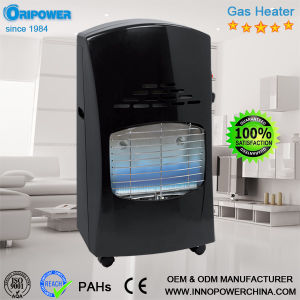 Blue Flame Gas Heater with Thermostat, CE, Mobile Type (H5206) pictures & photos