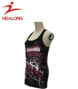 Healong Custom Full Sublimation Adult Vest pictures & photos