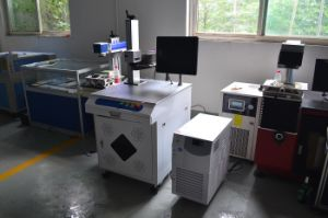 Nipple Product UV Laser Marking Machine Price pictures & photos